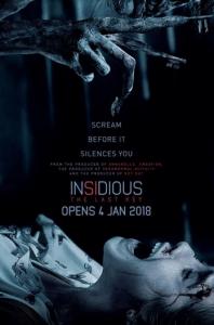 فيلم الرعب والغموض والاثارة  غدرا : المفتاح الاخير Insidious: The Last Key 2018