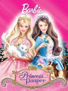 فلم باربي الاميره والفقيره Barbie The princess and The Pauper 2004 مدبلج للعربية