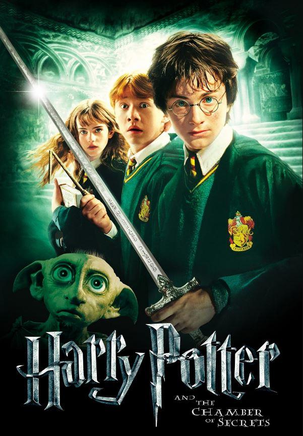 فيلم هاري بوتر وحجرة الأسرار Harry Potter And The Chamber Of