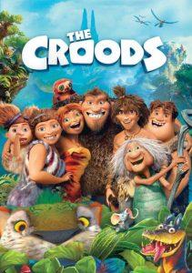 فيلم كرتون عائلة كرودز TheCroods 2013 مدبلج للعربية