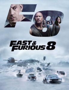 فلم السرعة والغضب الجزء الثامن The Fast and the Furious 8 2017 فاست أند فيوريس 8