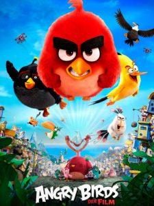 فلم الكرتون الطيور الغاضبة Angry Birds 2016 مترجم