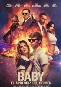 فلم الاكشن والجريمة بيبي السائق Baby Driver 2017 مترجم