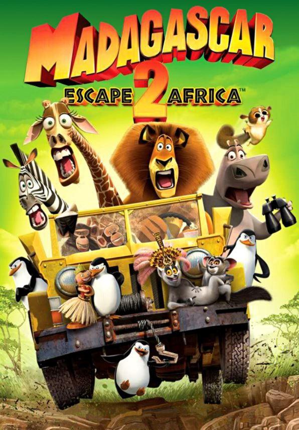 مشاهدة فيلم مدغشقر Madagascar 3