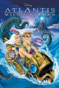 فلم الكرتون عودة اتلانتس Atlantis: Milos Return 2003 مدبلج للعربية