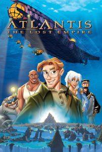 فلم الكرتون اتلانتس الامبراطورية المفقودة Atlantis: The Lost Empire 2001 مدبلج