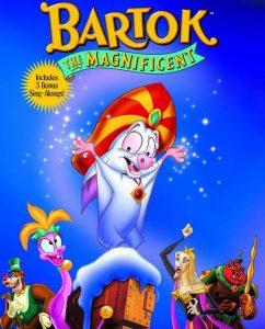 فلم الكرتون بارتوك العظيم Bartok 1997 مدبلج للعربية