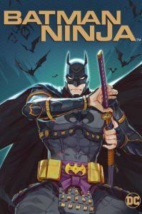 فيلم كرتون باتمان نينجا Batman Ninja 2018 مترجم للعربية