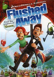 فلم الكرتون التدفق البعيد Flushed Away 2006 مدبلج للعربية