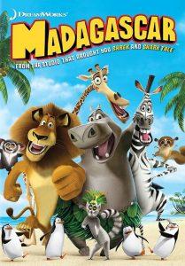 فيلم كرتون مدغشقر الجزء الاول Madagascar 2005 مدبلج للغة العربية