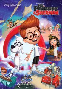 فيلم كرتون السيد بيبودي وشيرمان Mr Peabody and Sherman 2014 مدبلج