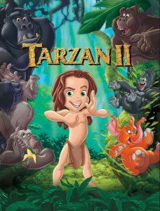 فلم الكرتون الجميل طرزان الجزء الثاني – Tarzan 2005 مدبلج للعربية