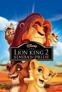 فيلم كرتون الاسد الملك عهد سيمبا The Lion King 2 Simbas Pride 1998 الجزء الثاني مدبلج للعربية