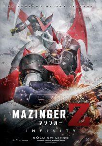 فيلم كرتون مازنجر زد: إنفينيتي Mazinger Z: Infinity 2017 مترجم للعربية