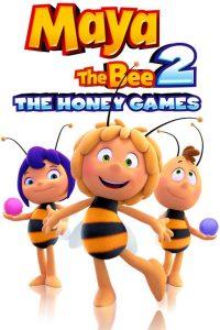 فلم كرتون النحلة مايا العاب العسل Maya the Bee: The Honey Games 2018 مترجم