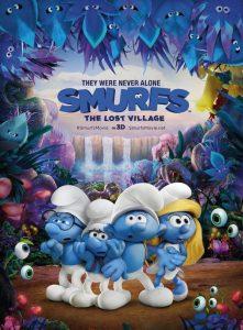 فلم الكرتون العائلي السنافر القرية المفقودة Smurfs The Lost Village 2017 مترجم