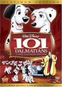 فيلم مئة مرقش ومرقش الجزء الاول Dalmatians 101 – 1961 – مدبلج