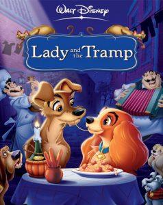 فلم الكرتون النبيلة والشارد الجزء الاول Lady And The Tramp 1995 مدبلج للعربية