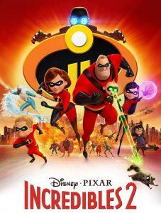 فلم الكرتون الخارقون 2 – Incredibles 2 2018 مترجم