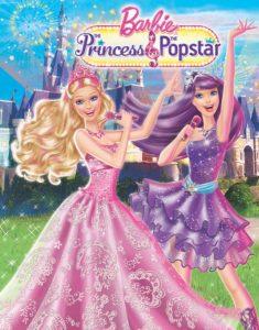 فلم باربي نجمة النجوم Barbie The Princess And The Popstar 2012 مدبلج للعربية