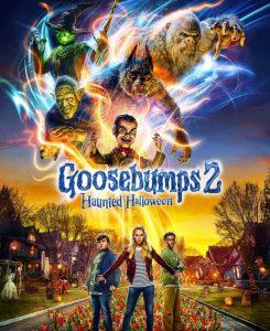 فيلم صرخة الرعب 2: اشباح الهالوين Goosebumps 2: Haunted Halloween 2018 غوزبمبس ٢ مترجم