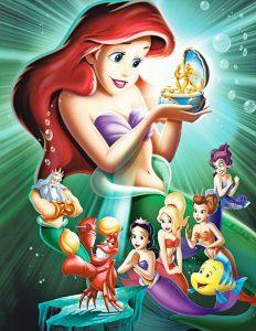 فلم حورية البحر ليتل ميرميد الجزء الثالث بدايه ارييل The Little Mermaid 2008 مدبلج