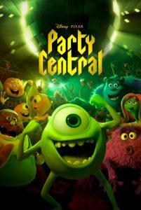 فلم الكرتون جامعة المرعبين: الحفلة المركزية Party Central 2014 مترجم