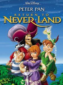 فلم كرتون بيتر بان العودة الى ارض الاحلام Peter Pan 2 Return to Never Land 2002 مدبلج للعربية