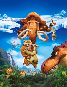 فيلم كرتون العصر الجليدي 3: ظهور الديناصورات Ice Age 3 Dawn of the Dinosaurs 2009 مدبلج للعربية