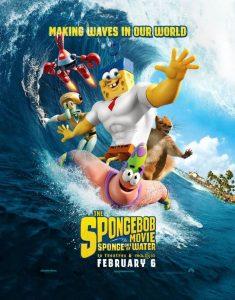 فيلم كرتون سبونج بوب خارج الماء The SpongeBob Movie Sponge Out of Water 2015 مترجم