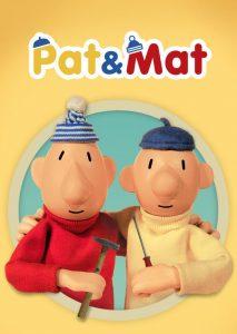 فيلم كرتون زينغو ورينغو Pat and Mat in a Movie 2016