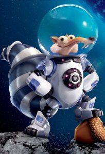 فلم كرتون العصر الجليدي القصير – Ice Age: Cosmic Scrat-tastrophe 2015