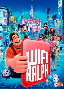 فيلم كرتون رالف المدمر 2 Ralph Breaks the Internet 2018 مدبلج للعربية