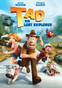 فلم الكرتون تاد جونز المستكشف الضائع Tad The Lost Explorer 2012 مترجم