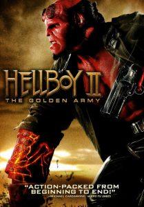فيلم هيل بوي 2 فتى الجحيم Hellboy 2 The Golden Army 2008 مترجم