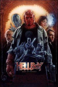 فيلم فتى الجحيم هيل بوي Hellboy 2004 مترجم للعربية