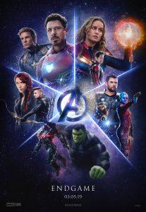 فيلم المنتقمون نهاية اللعبة Avengers 4: Endgame 2019 افنجرز اند جيم