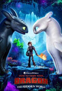 فيلم الكرتون كيف تروض تنينك: العالم الخفي How to Train Your Dragon: The Hidden World مترجم