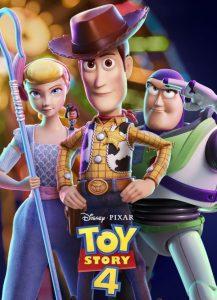 فلم الكرتون حكاية لعبة الجزء الرابع Toy Story 4 2019 مدبلج للعربية