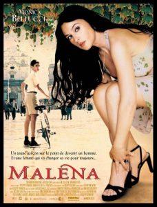 فيلم الرومانسية مالينا Malèna 2000 مترجم للعربية