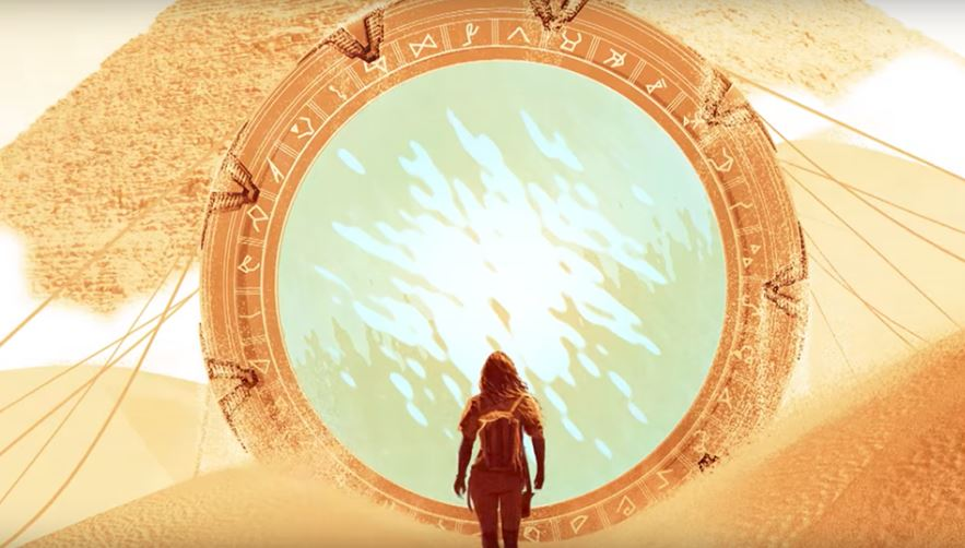 أصل ستارجيت Stargate Origins S01