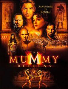فيلم عودة المومياء The Mummy Returns 2001 مترجم