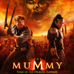 فيلم المومياء: قبر إمبراطور التنين The Mummy: Tomb of the Dragon Emperor 2008