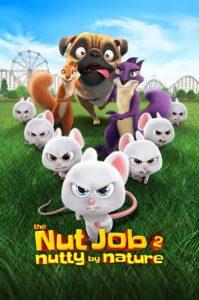 فيلم الكرتون عملية الجوز 2 The Nut Job 2: Nutty by Nature 2017 مترجم