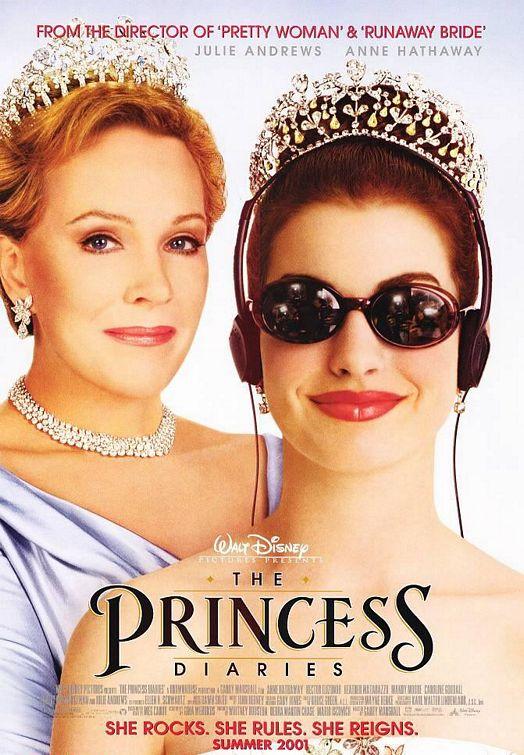 فيلم princess diaries مترجم