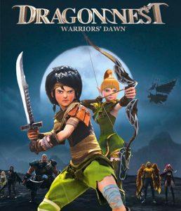 فلم الكرتون Dragon Nest Warriors Dawn 2014 مترجم