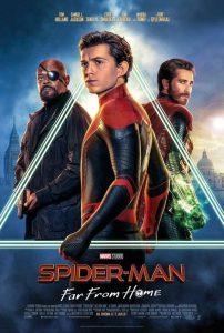 فيلم سبايدرمان Spider-Man: Far From Home 2019