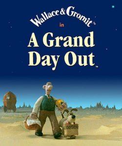 فيلم والاس وجرومت A Grand Day Out 1989 مدبلج للعربية