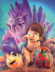 فيلم الكرتون Astro Kid 2019 Terra Willy