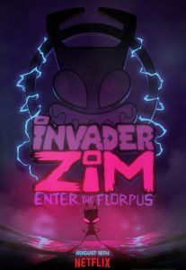فيلم الكرتون زيم Invader Zim: enter the florpus 2019 مدبلج للعربية
